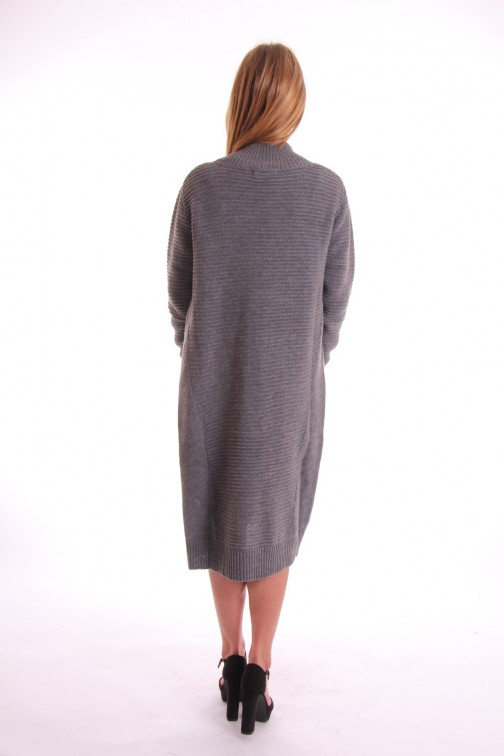Supertrash Chapeau cardigan in grey