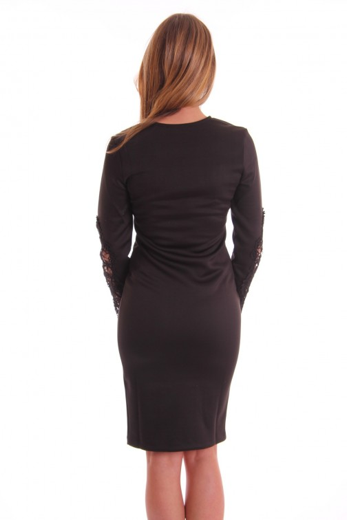 Supertrash Deux dress met kant