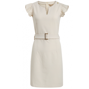 Its Given GW129601 Edel dress in cream
