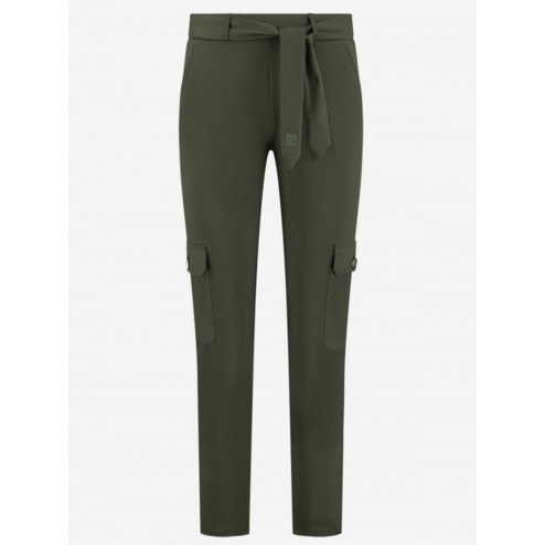 Nikkie N2-375 2005 Suzy Utility pants travel in army