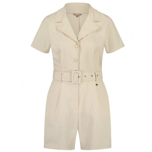 Given Fashion G2021702 loraine Playsuit - beige