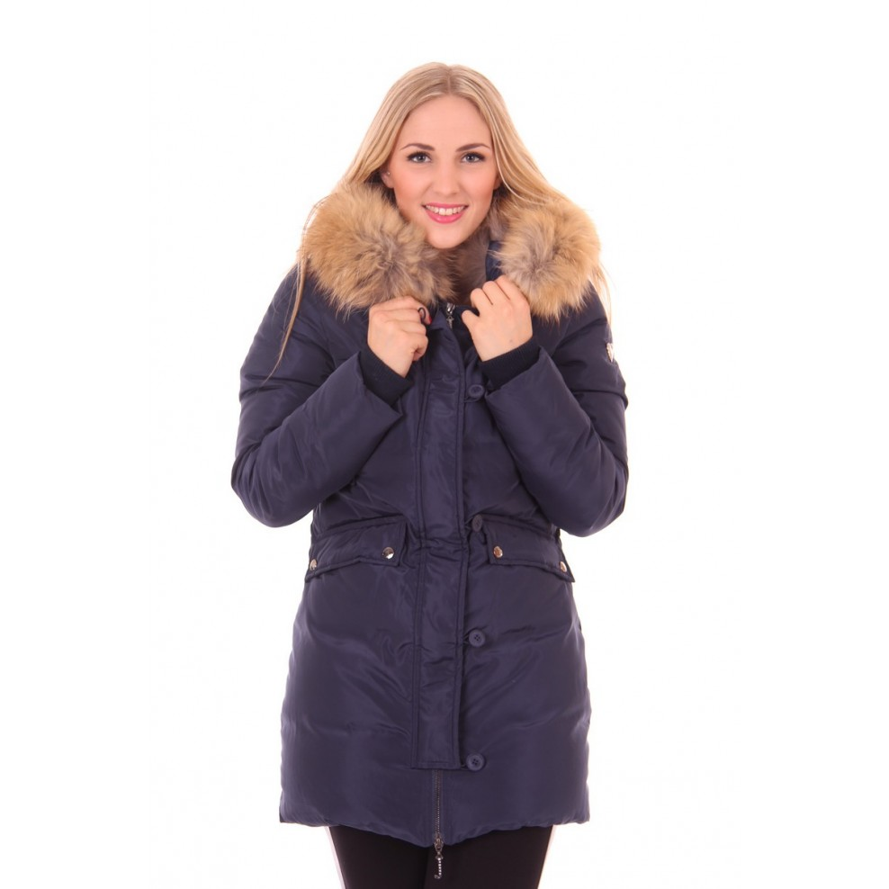 Jacky Luxury winterjacket in navy