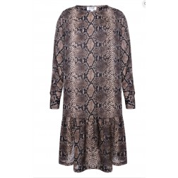 Voyar la Rue Destiny snake dress