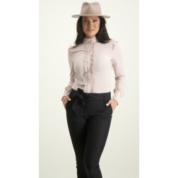 Its Given Linda blouse in beige