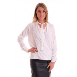 Labee Kane blouse in white