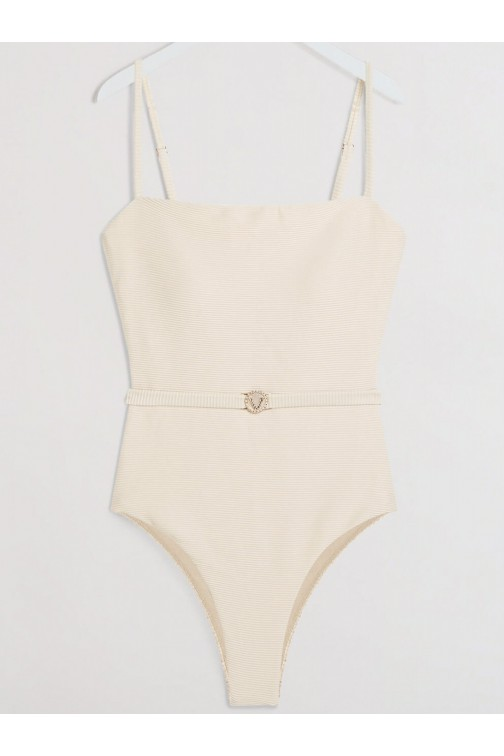 Josh V Zina swimsuit in copper