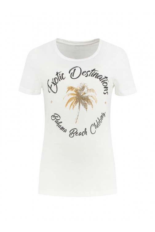 Nikkie t-shirt Exotic Destinations