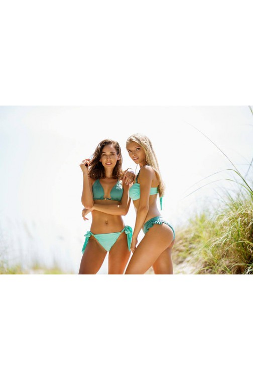 BohoBikini Elite bikini bottom in mint