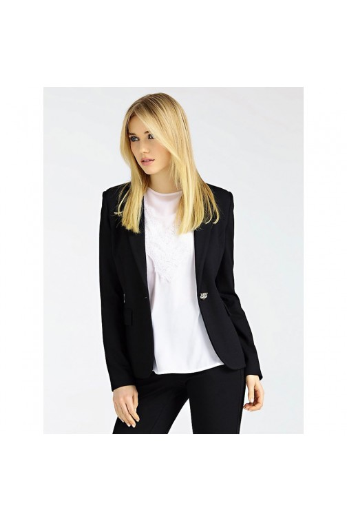 Guess Pixie blazer in black