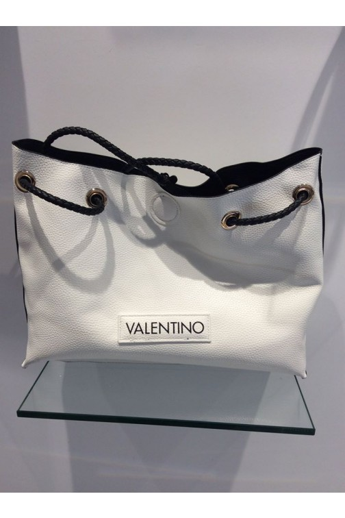 Valentino Corsair shopper in zwart - reversible