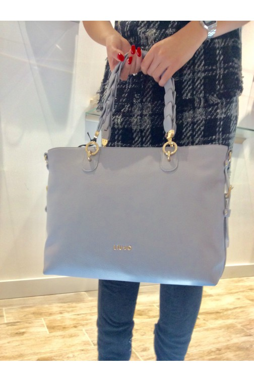 Liu Jo Barona shoppingbag - grey