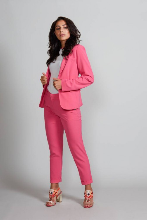 Jacky Luxury broek in hot pink