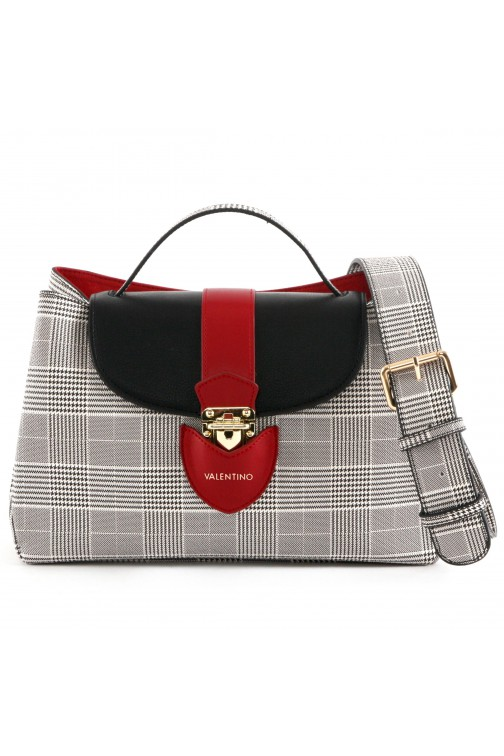 Valentino Drum bag - satchel in ruit