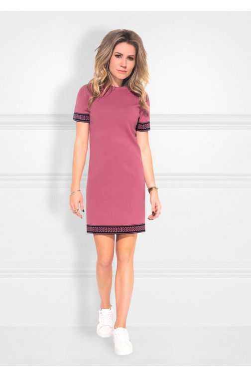 Nikkie Jolien dress - Branded in sunset