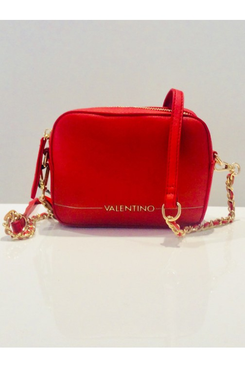 Valentino Jingle schoudertas in rood