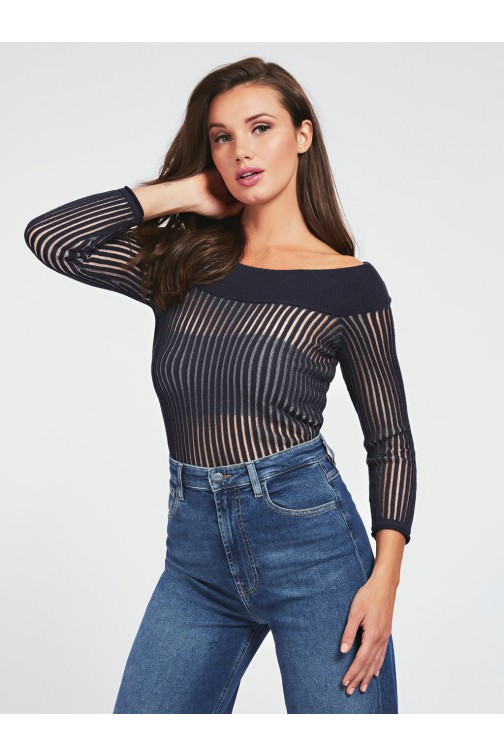 Guess Greta offshoulder jumper