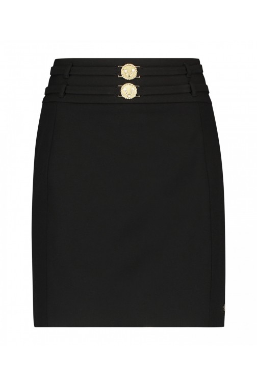 Josh V Jessy skirt in zwart