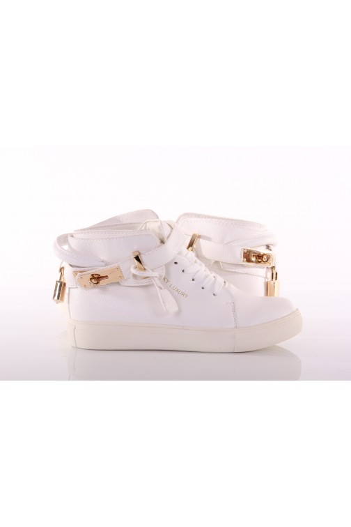 Jacky Luxury sneakers in white