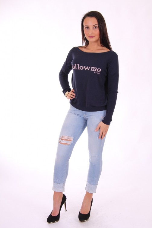 Liu Jo jumper #FOLLOWME