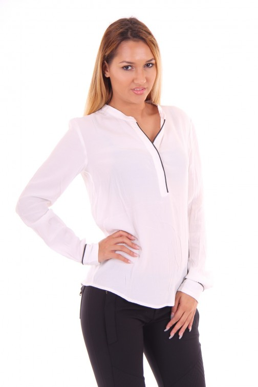 Suncoo Leane blouse in wit
