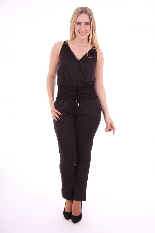 Relish Jumpsuit Elvetio in black