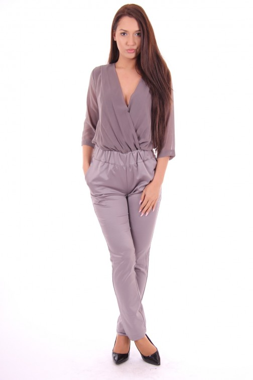 Josh V Brianne suit in grey