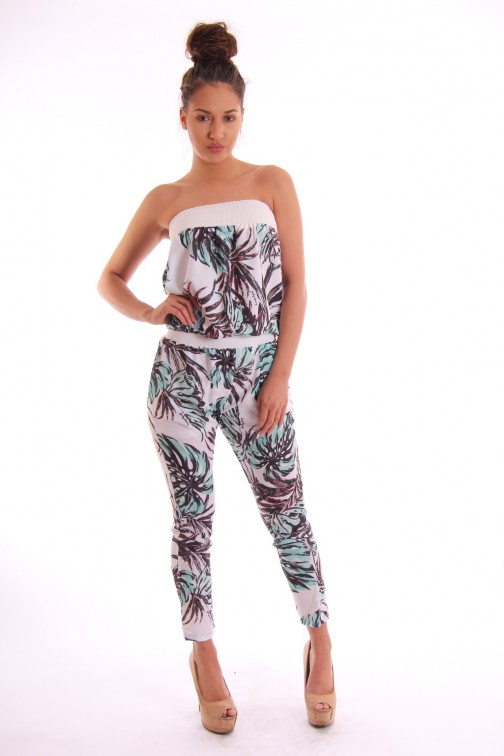 Jacky Luxury jumpsuit in flower print