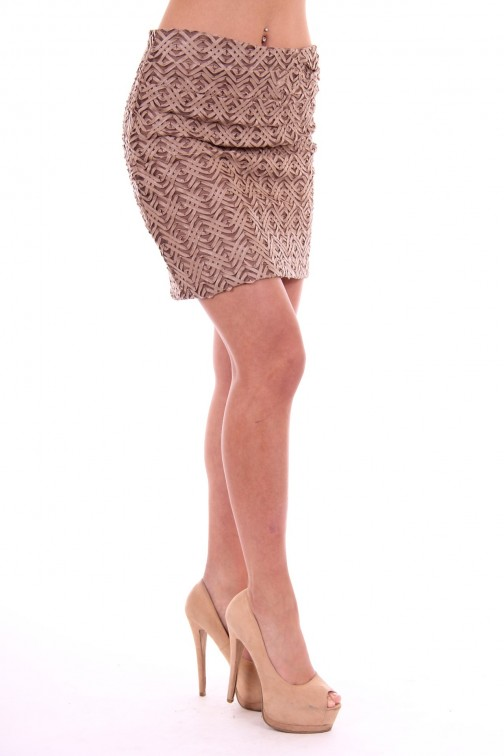 Relish leather skirt, Ophelia