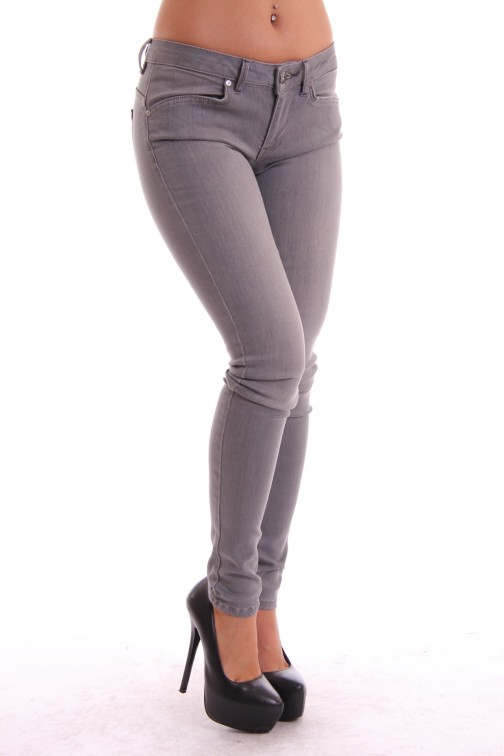 Supertrash Pacey  jeans, grey used