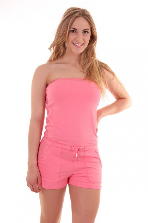 Jacky Luxury romper in pink