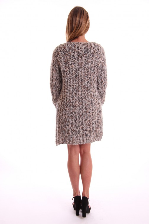 Labee Lima cardigan in army