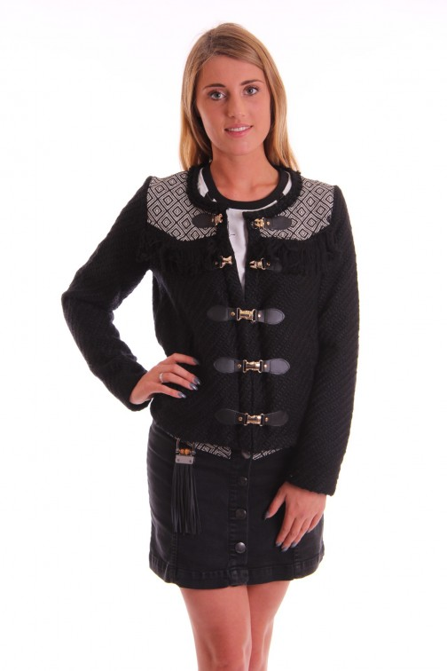 Tailor & Elbaz Damita jacket in black