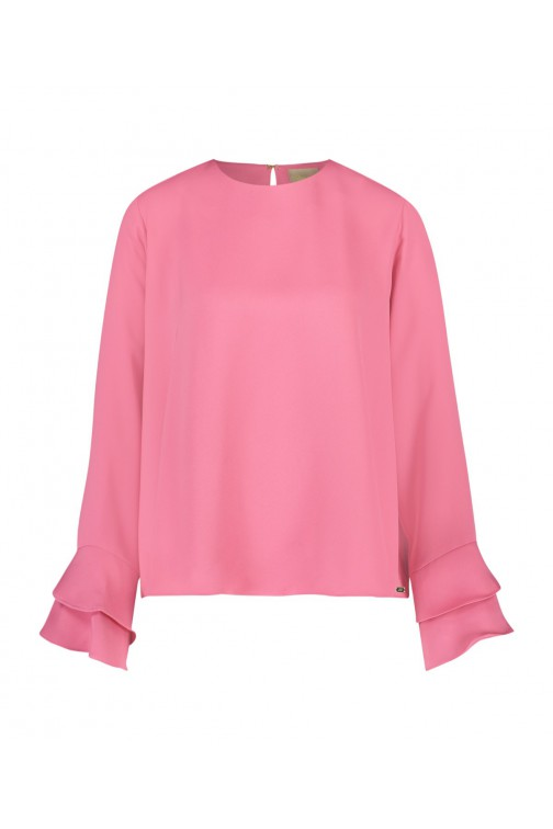 Josh V Kailyna top - bright pink