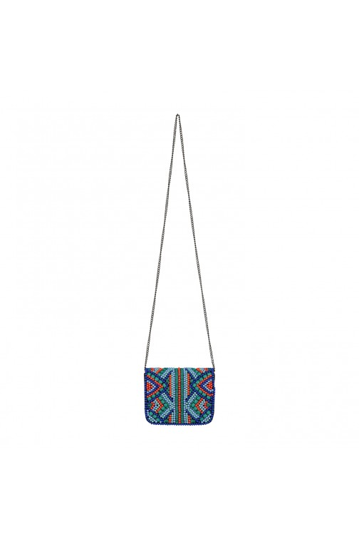 Labee Kathy Beaded in blue