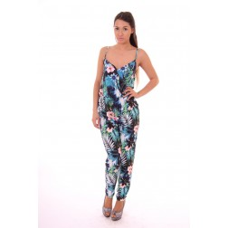 Lipsy London jumpsuit: Tropical