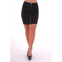 Supertrash Saria Zipperskirt